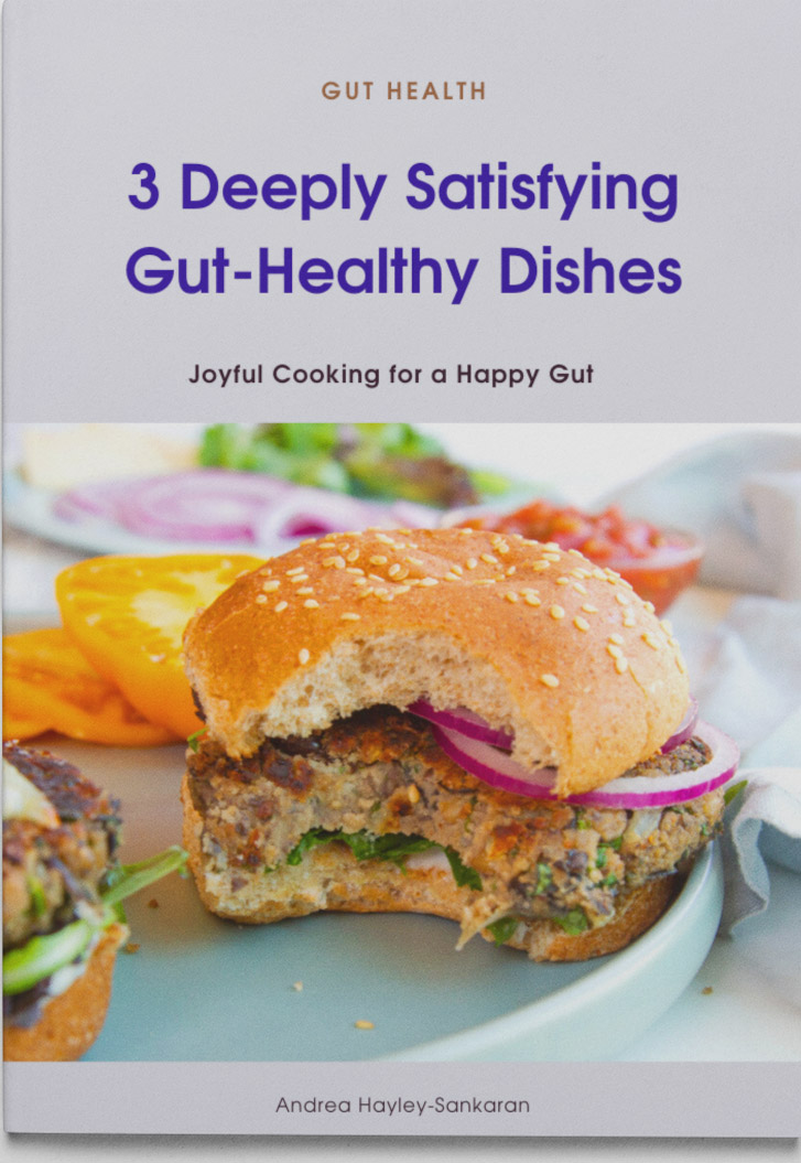 gut healthy recipes gift