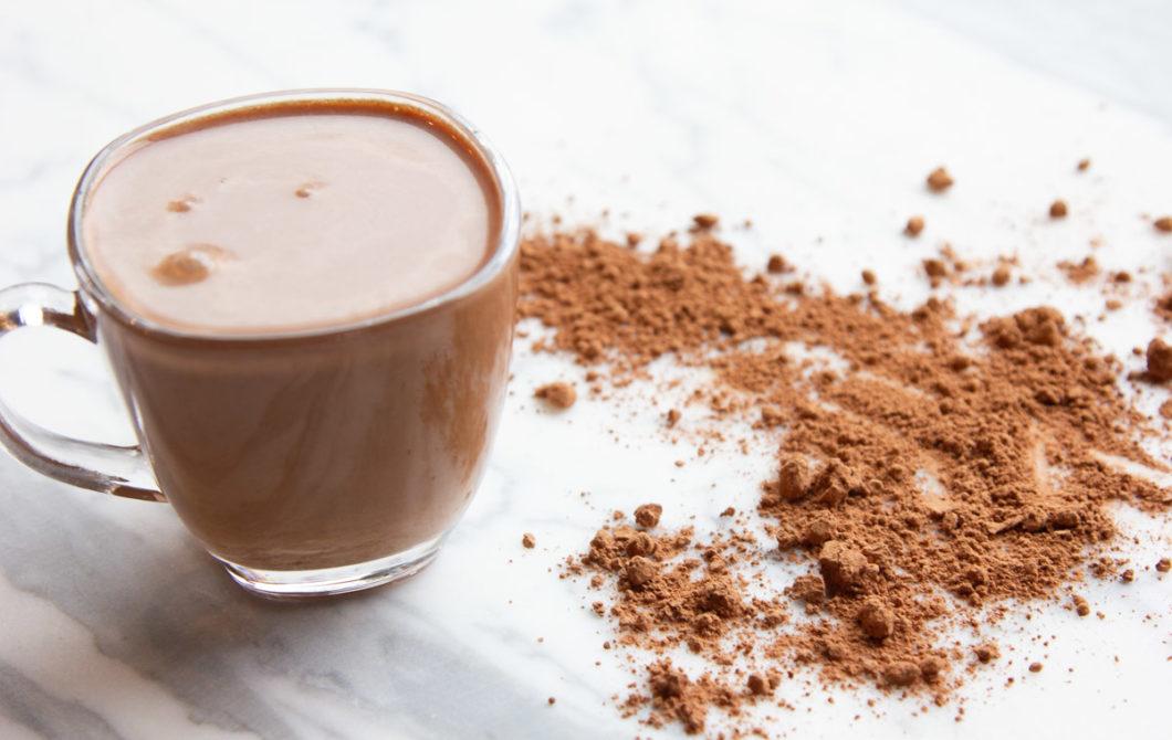 hot spiced cacao