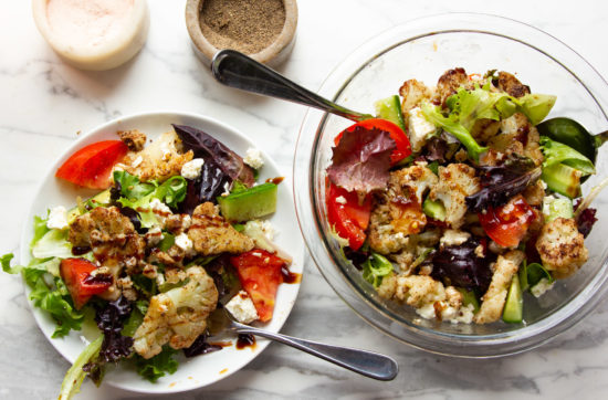 Salad-Cauliflower-Salad