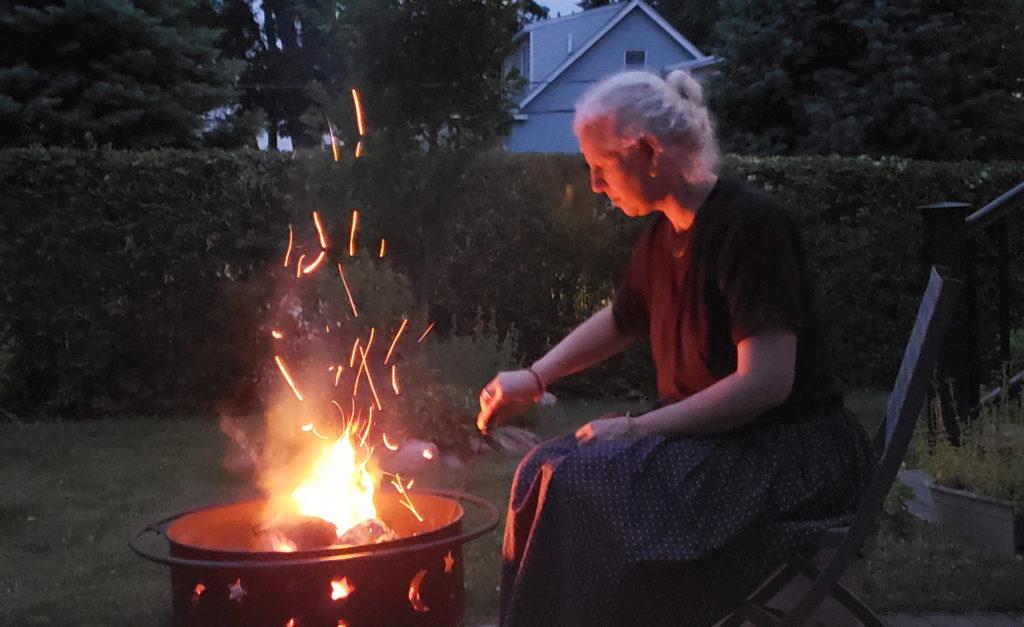 Nurturing the Fire
