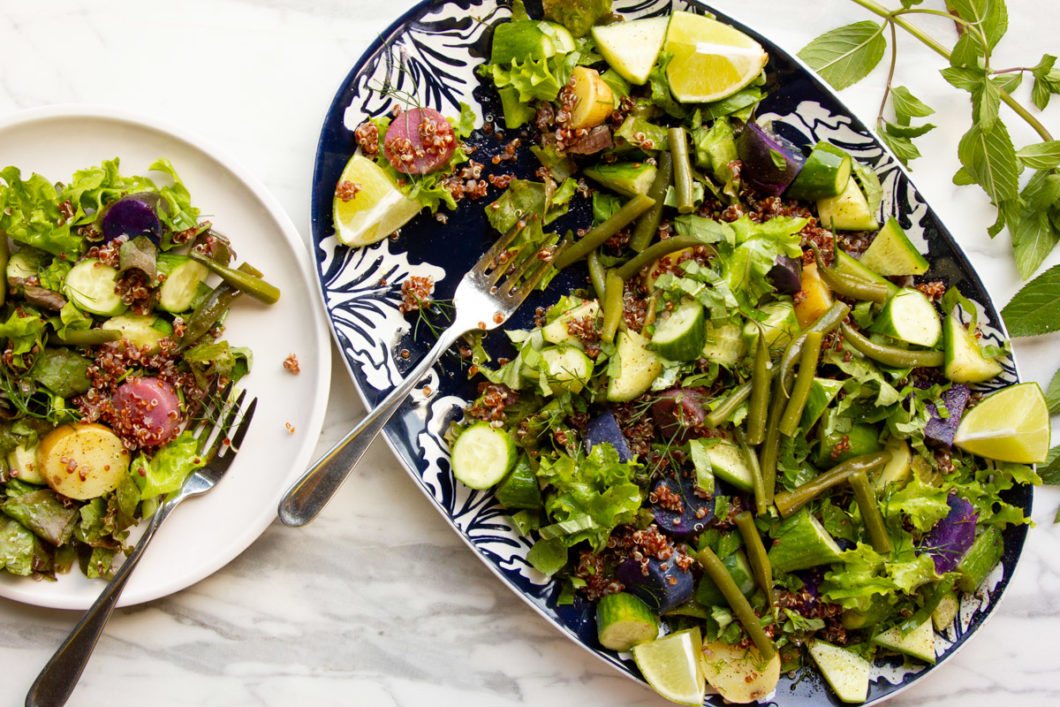 Persian-Cucumber-Salad